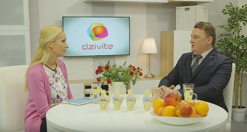 Intervija ar ārstu Aivars Baurovskis
